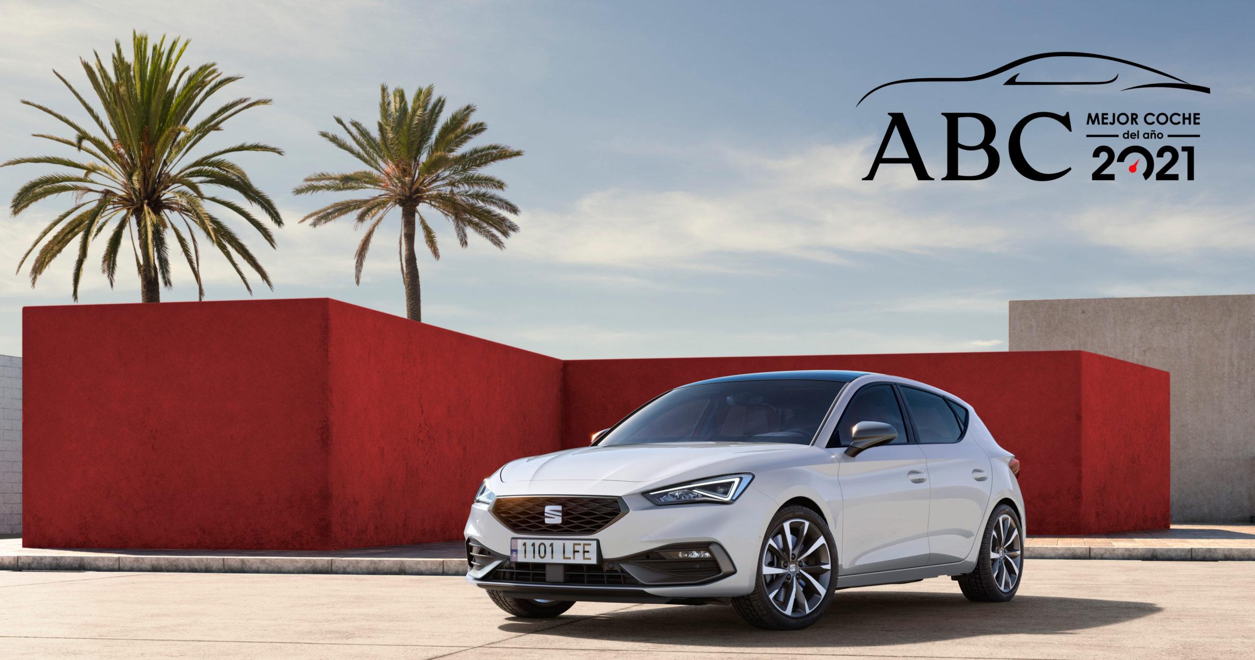 SEAT León, ABC Mejor Coche del Año 2021