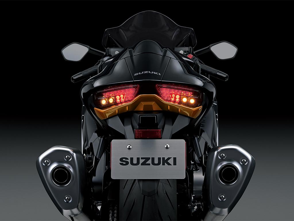Suzuki Hayabusa, ¿quién no ha soñado alguna vez?