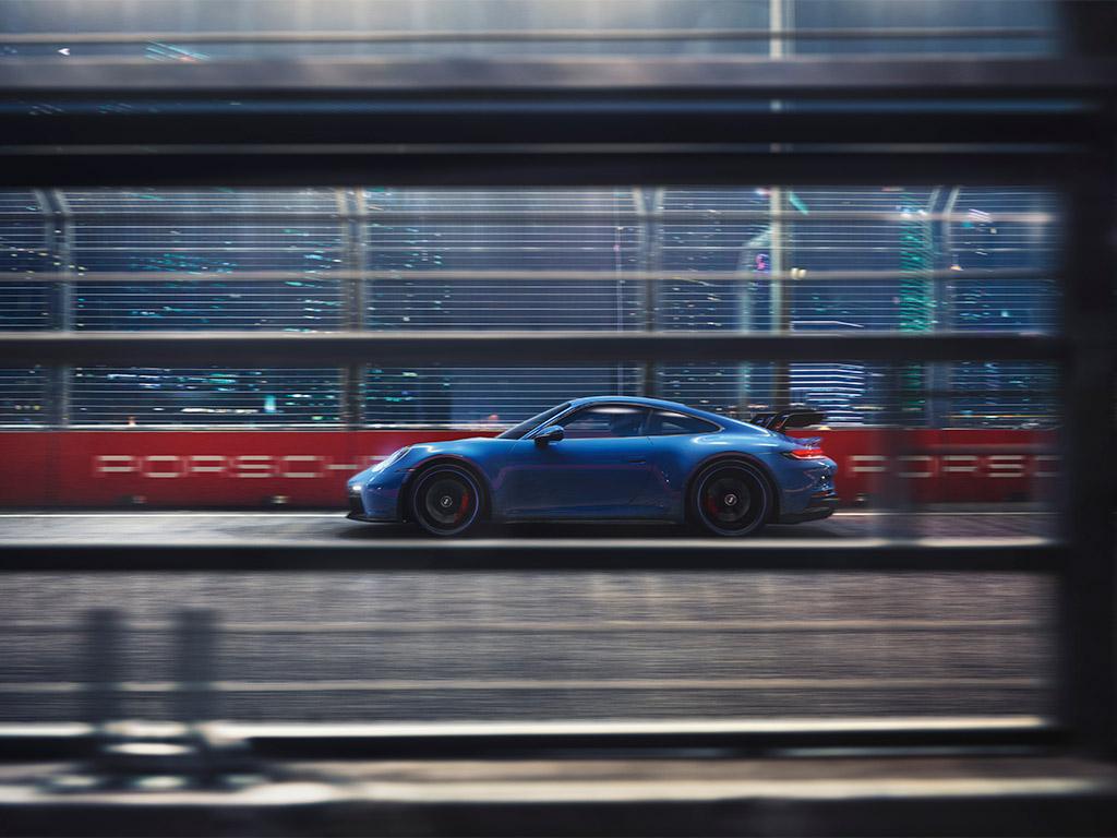 Porsche 911 GT3 la experiencia de la competición para la carretera