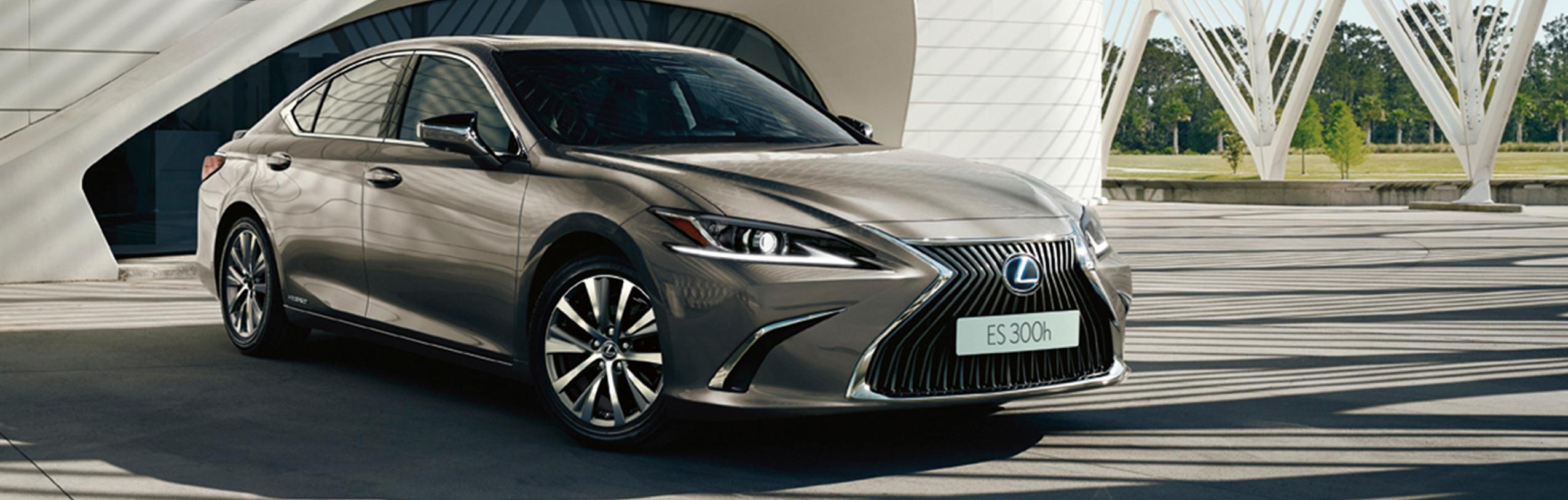 Nuevo Lexus ES 300h