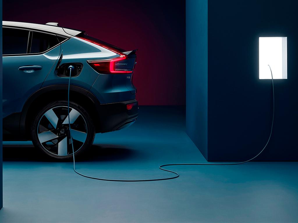 Es el primer modelo de Volvo en el que no se ha utilizado cuero.