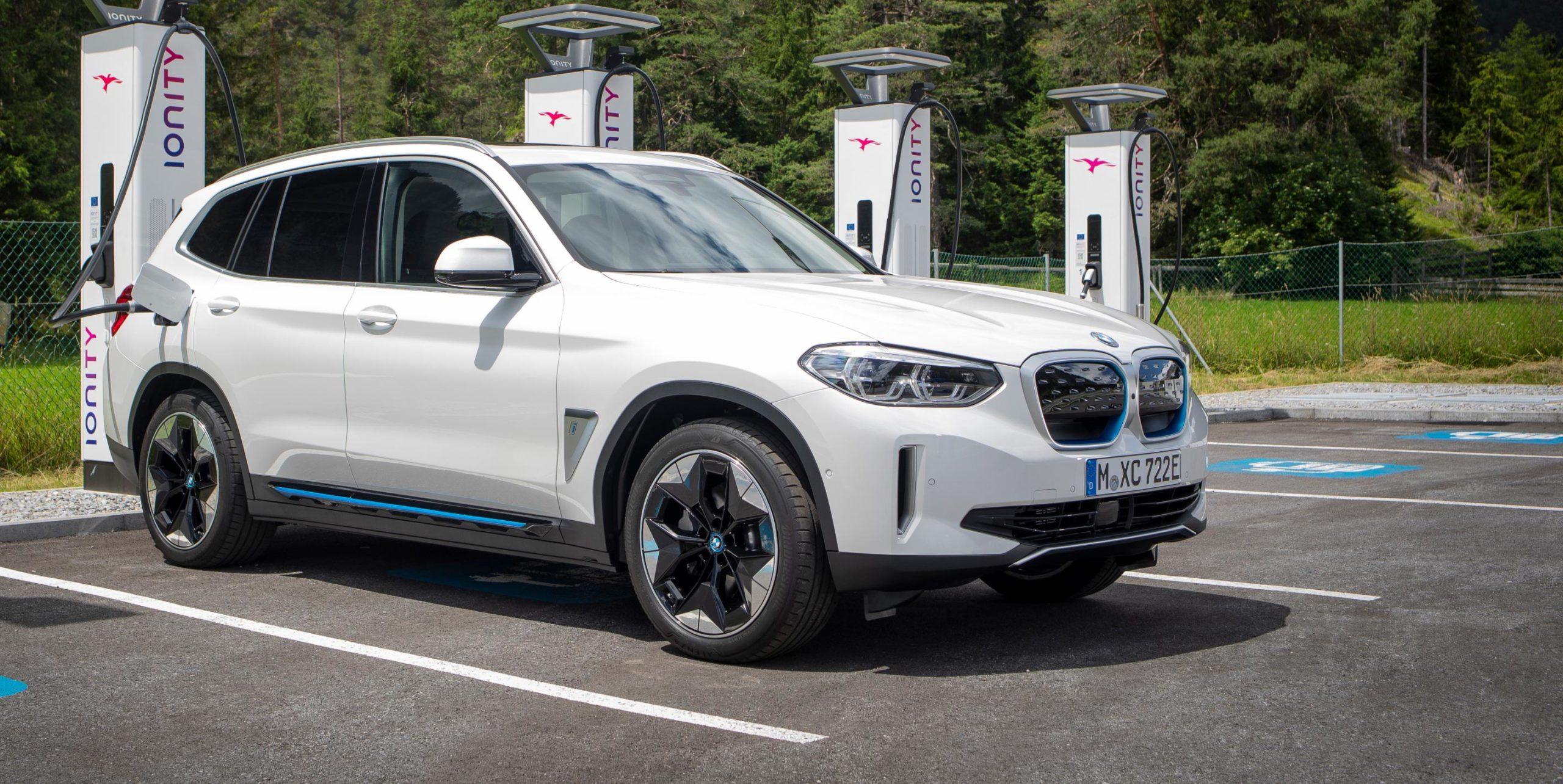 BMW Group Charge publica los precios para sus cargadores