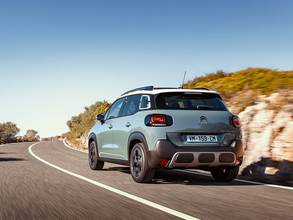 """Citroën C3 Aircross """"Made in Spain"""" ya disponible"""