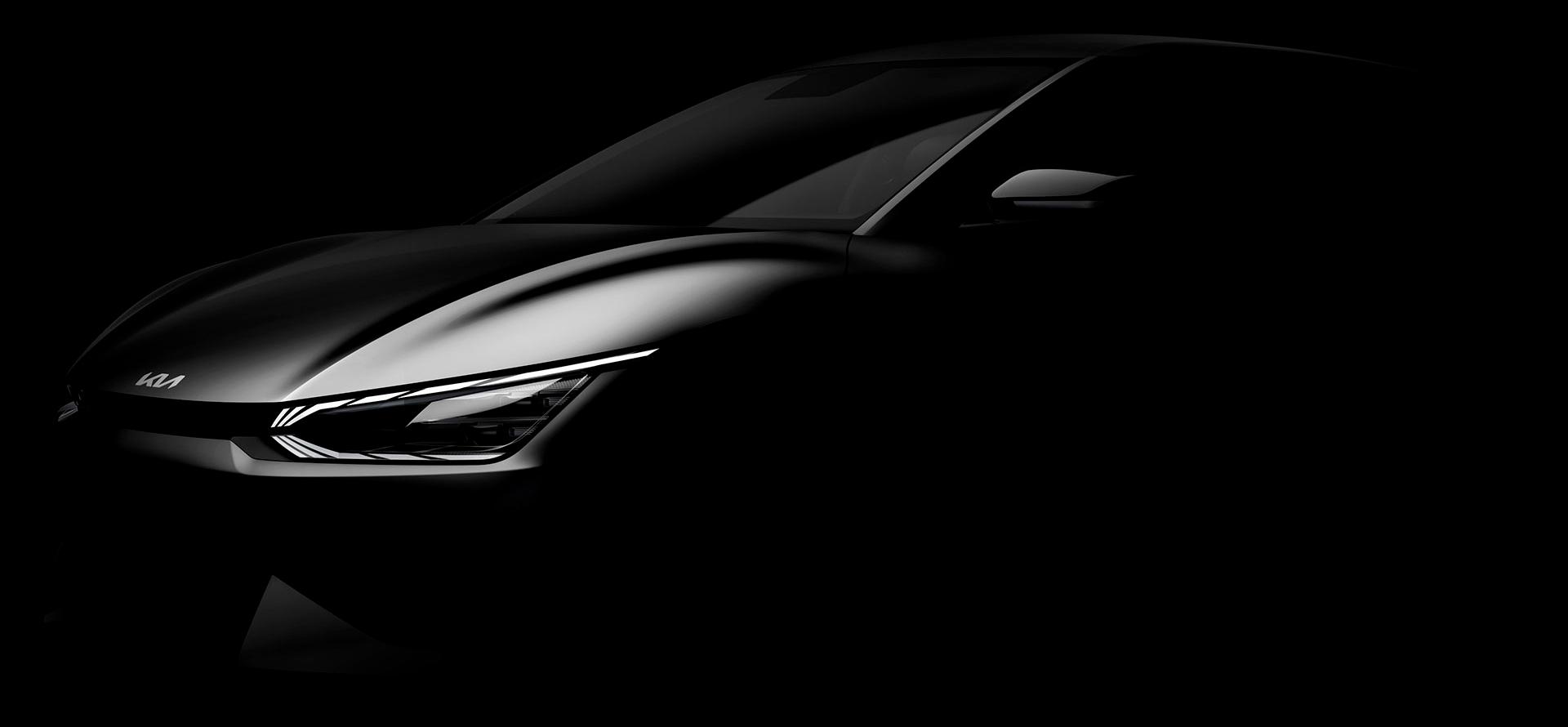 KIA EV6 el nuevo eléctrico de la marca coreana