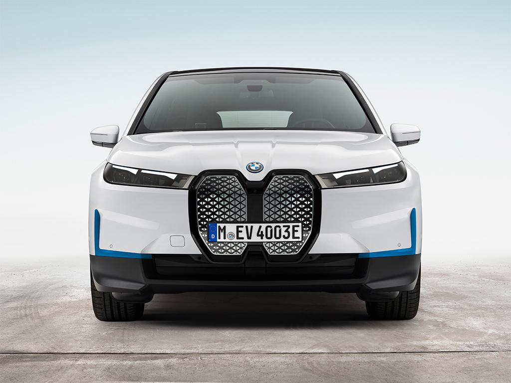 BMW iX el futuro de la sostenibilidad