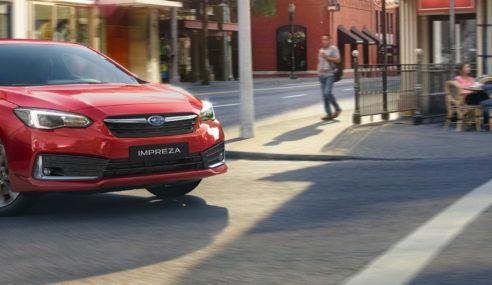 Subaru Impreza ecoHYBRID ya a la venta