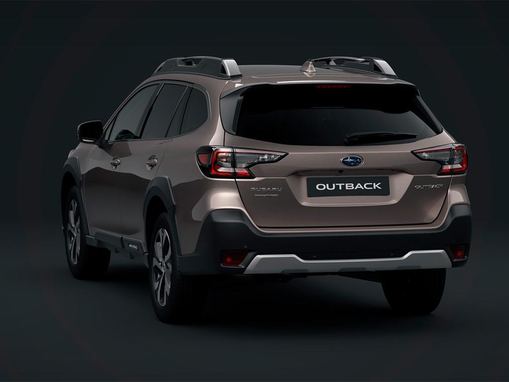 Subaru Outback, la sexta generación del líder ya está aquí
