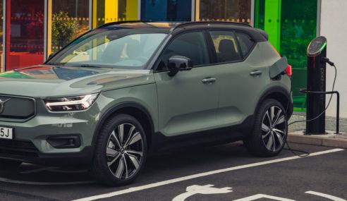 Los vehículos de Volvo serán todos eléctricos en 2030