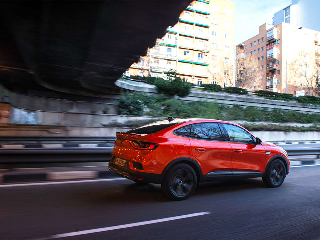 Renault Arkana lanzamiento en el mercado español