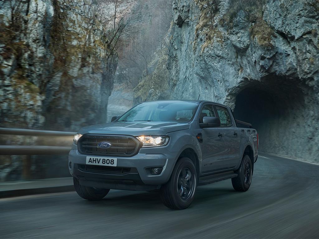 Ford Ranger Stormtrak y Wolftrak las nuevas pick-up edición limitada