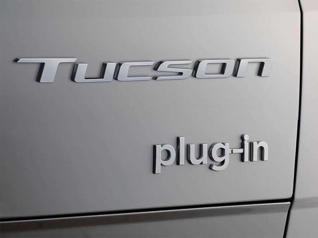 Hyundai Tucson PHEV, más detalles
