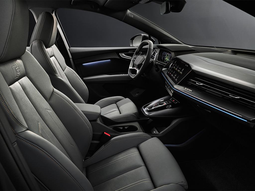 Audi Q4 e-tron y Sportback e-tron
