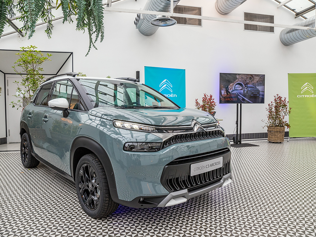 Nuevo Citroën C3 Aircross