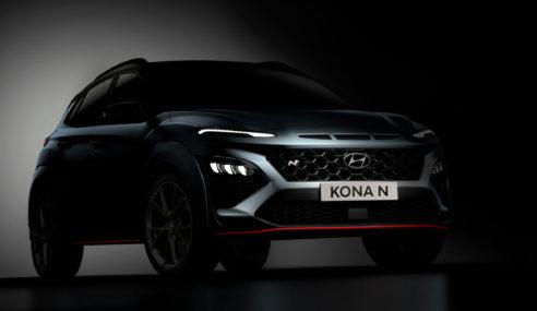 Hyundai KONA N nueva transmisión N DCT