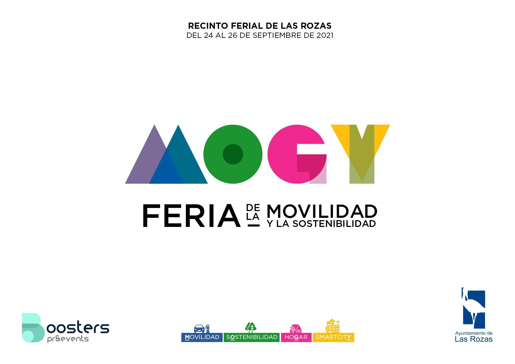 MOGY, I Feria de la Movilidad, la SOstenibilidad, El HoGar y la Smart CitY