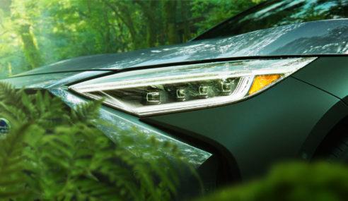 Solterra, el nombre del nuevo SUV 100% eléctrico de Subaru