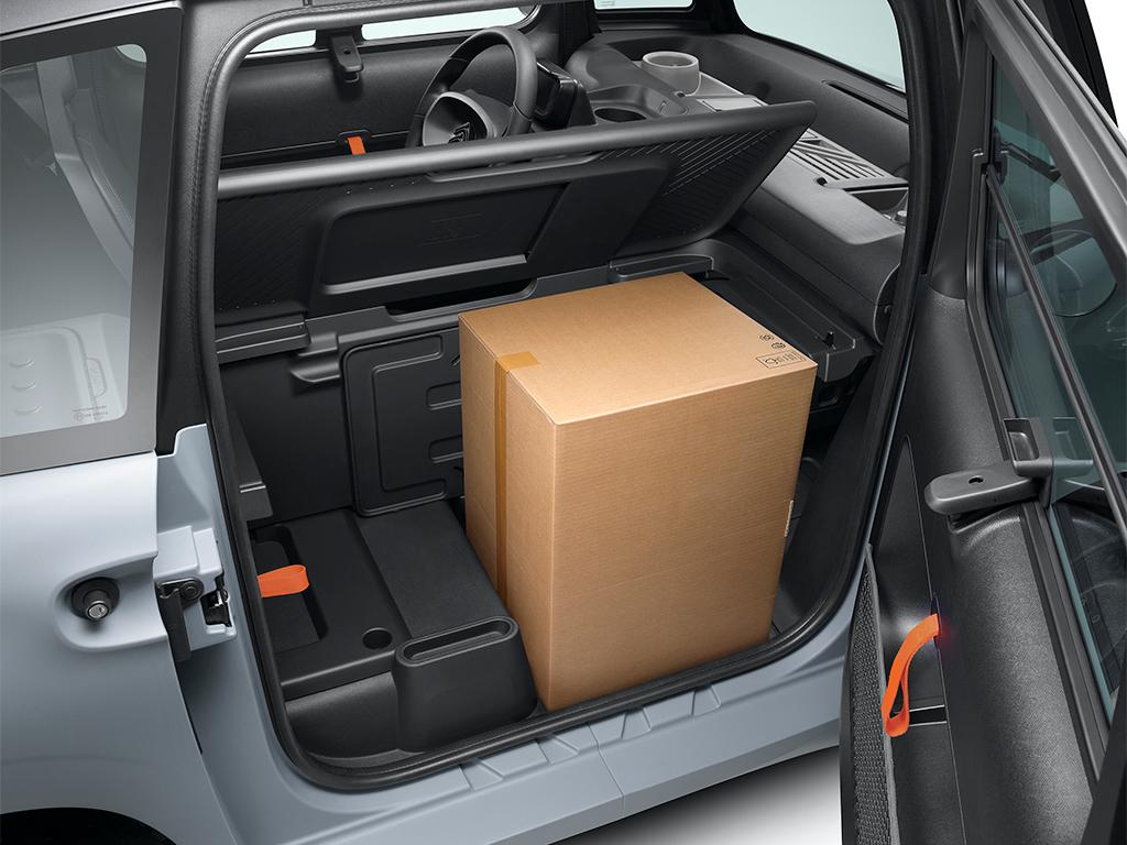 Citroën My AMI Cargo la familia AMI aumenta