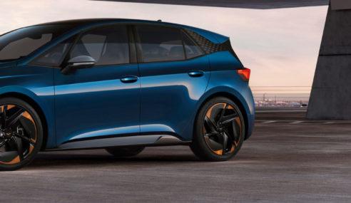 CUPRA Born el primer vehículo 100% eléctrico de CUPRA