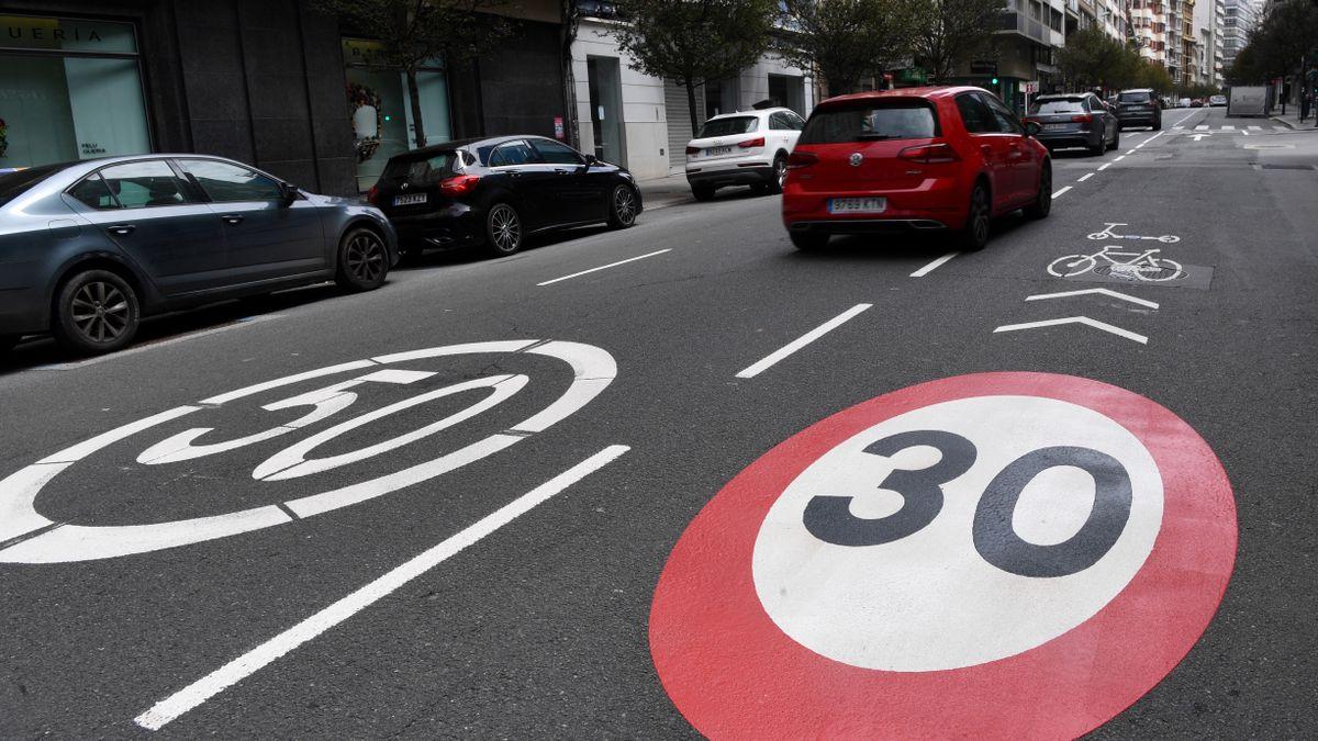 Nuevos límites de velocidad desde el 11 de mayo