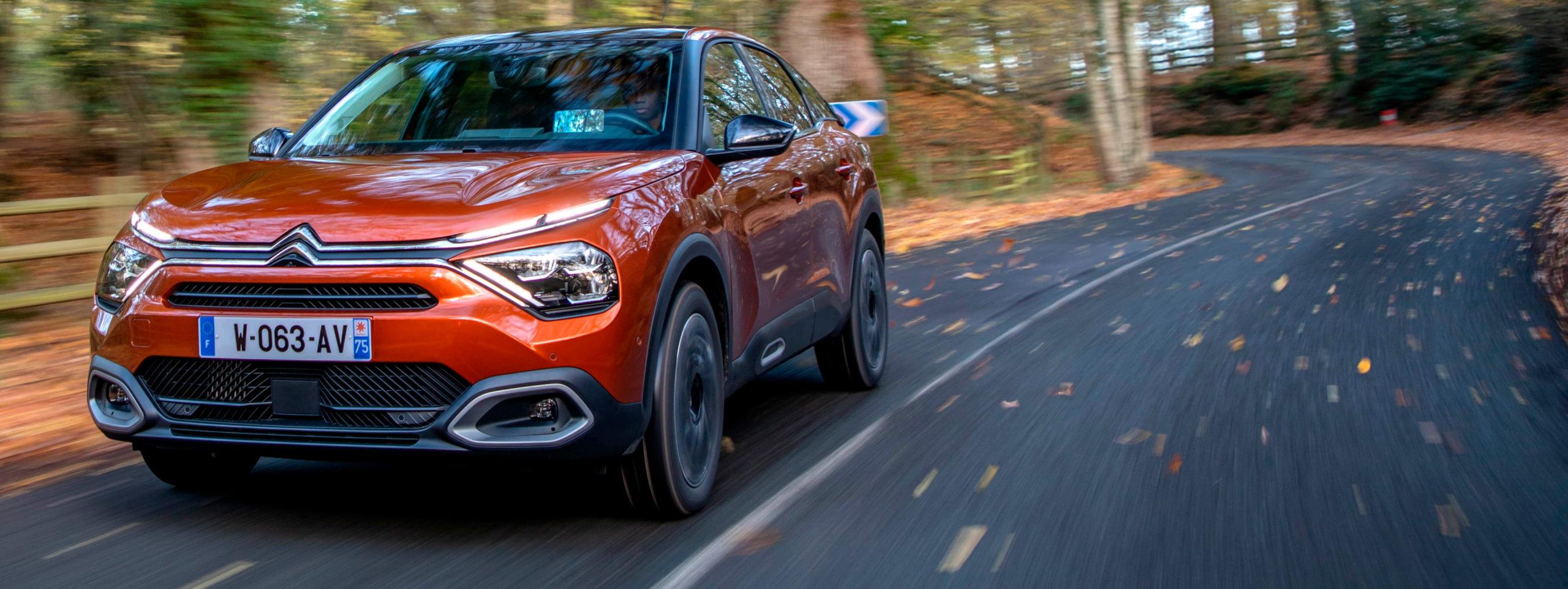 Nuevos motores más eficientes y prestacionales para el Citroën C4