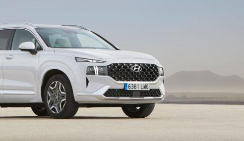 Nuevo Hyundai Santa FE ya en el mercado