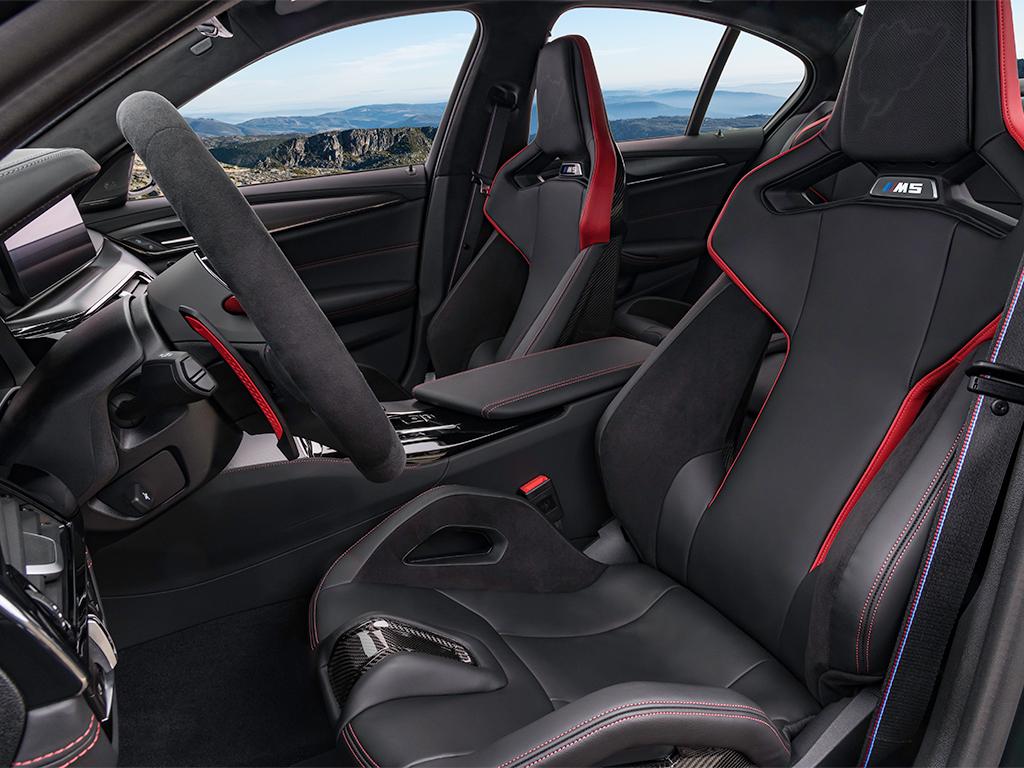 Precio BMW M5 CS