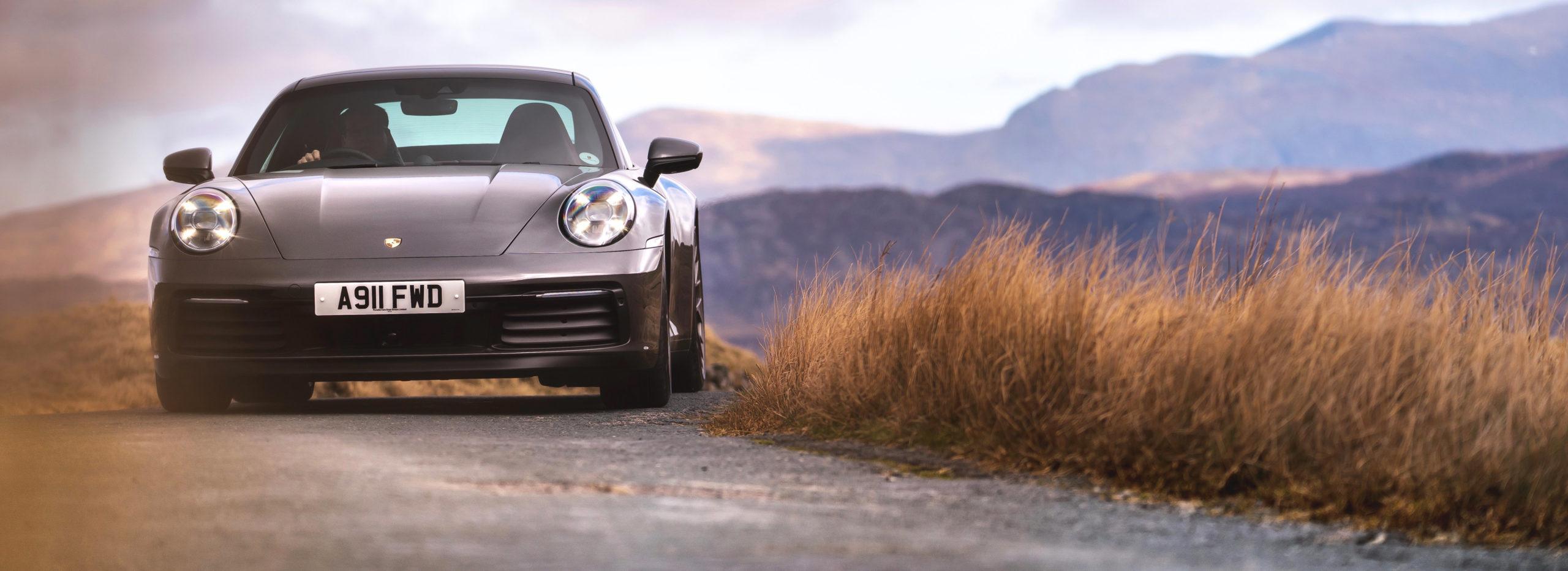 Porsche 911, 5 modos de conducción