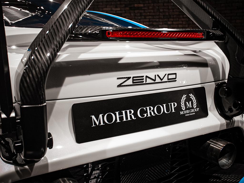 Zenvo Automotive TSR-S
