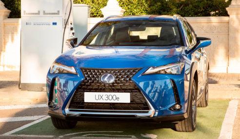 Lexus Charging Network, red de recarga pública para Lexus