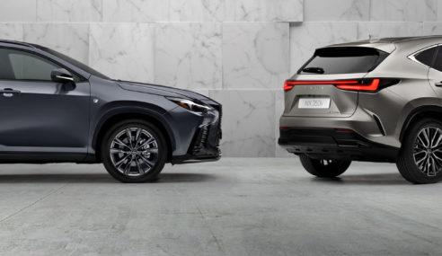 """Lexus NX """"Sentir más en cada momento"""""""