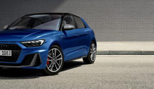Audi A1 Sportback Competition 40 TFSI