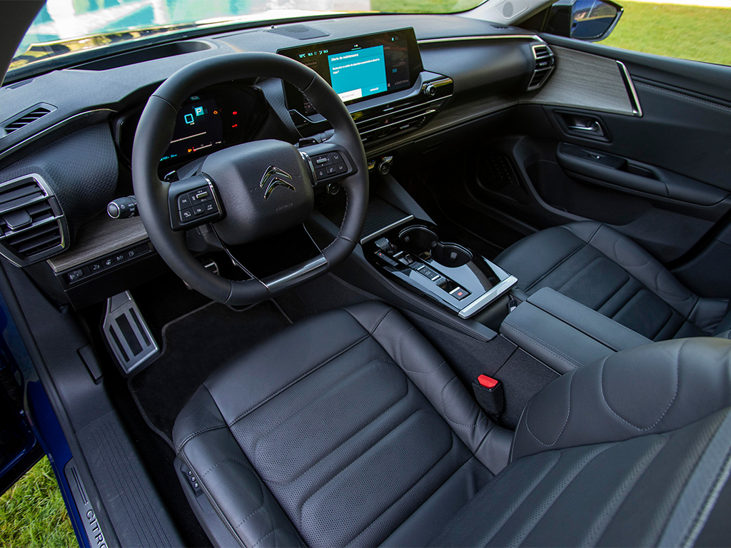 Presentación Citroën C5 X