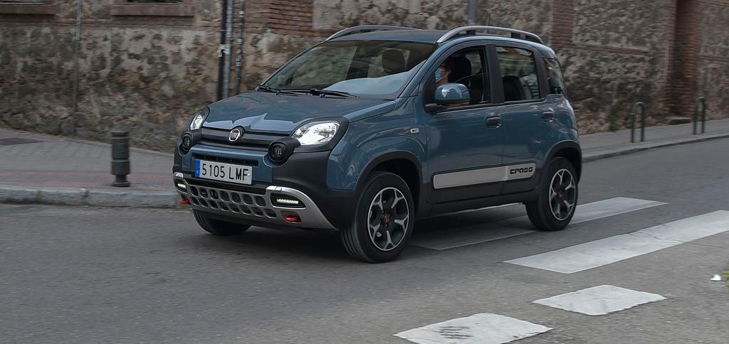 Nuevo FIAT Panda Sport