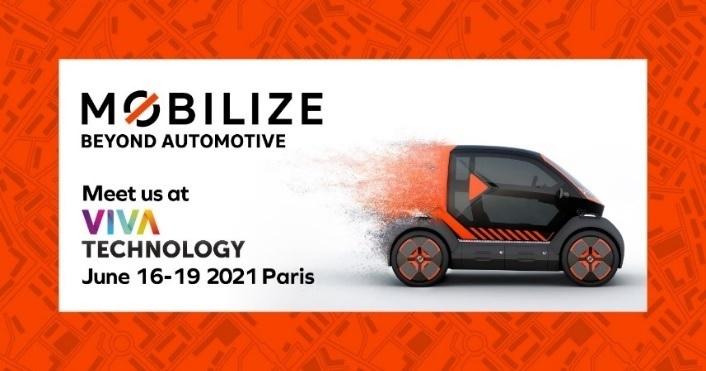 Mobilize estará en VivaTech