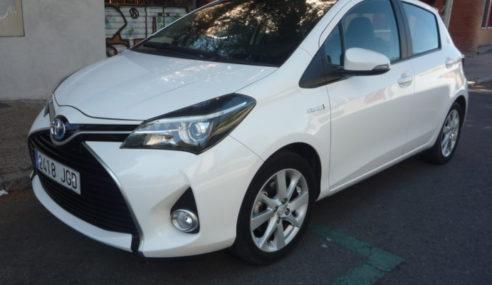 Toyota Yaris 1.5 híbrido 100 CV Active I VENDIDO