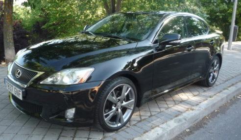 Lexus IS 220D Sport 177 CV