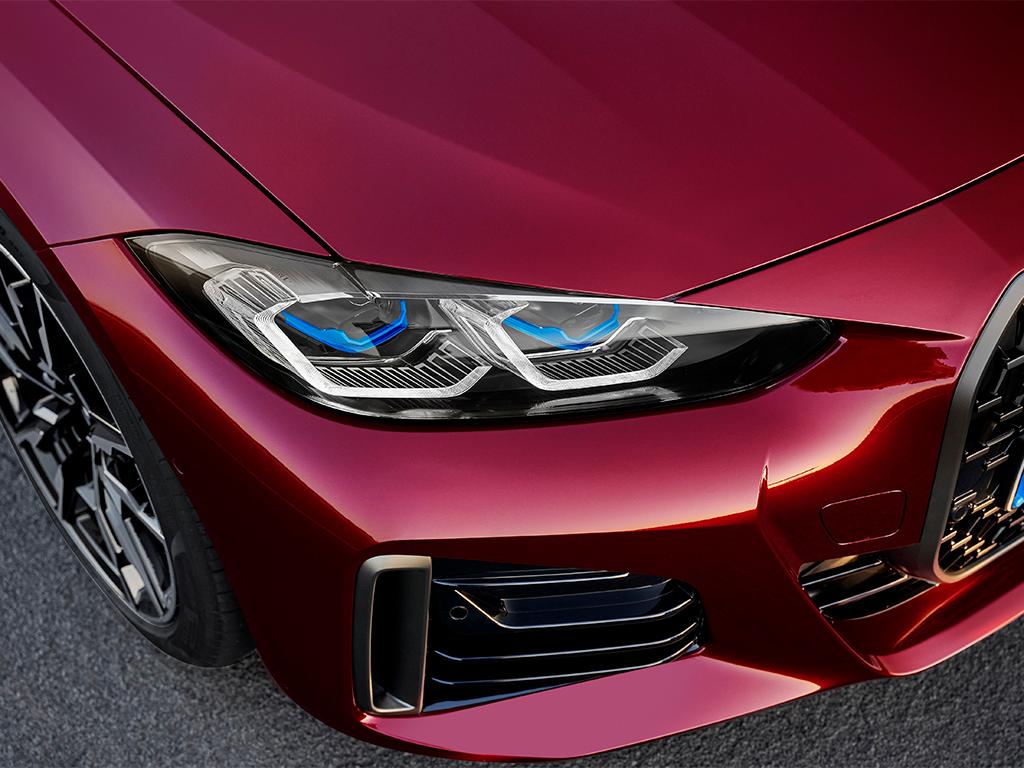 Nuevo BMW Serie 4 Gran Coupé