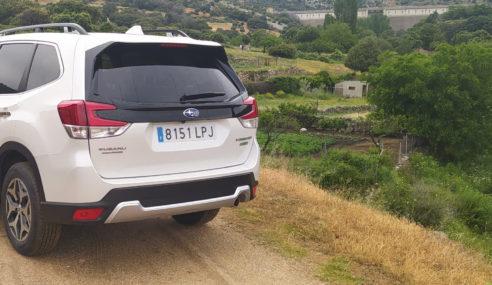 TestDrive – Subaru Forester ECOHybrid, hasta donde quieras llegar