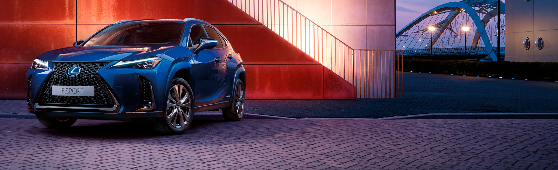 Lexus UX 250h Gama 2022