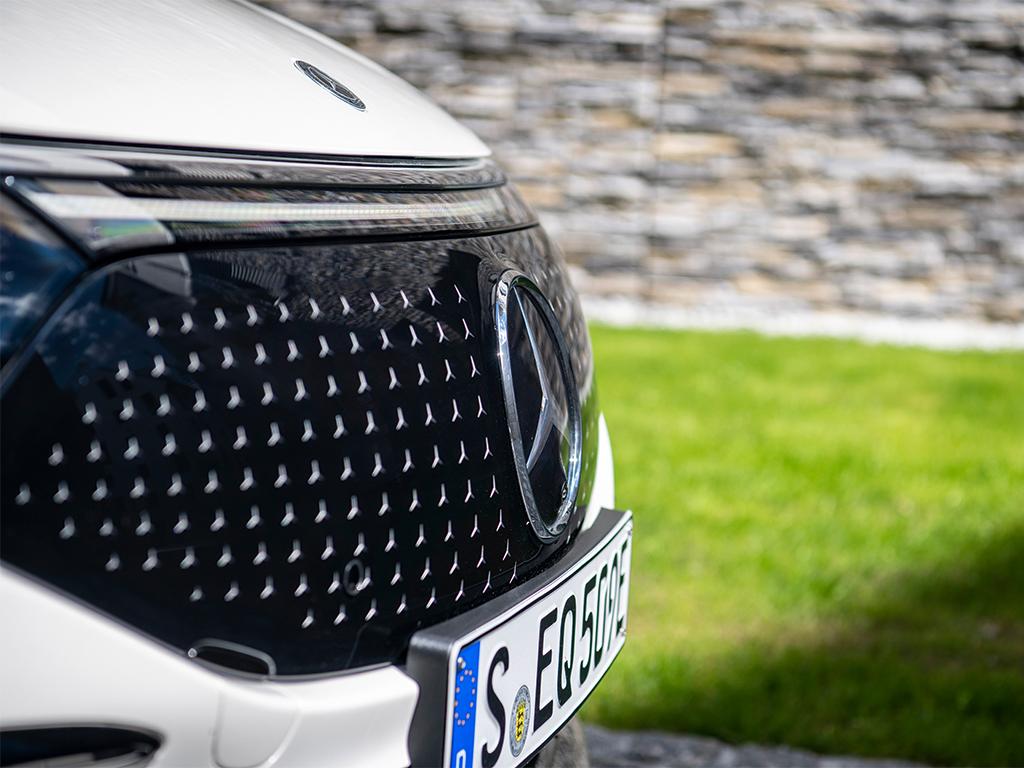 Presentación Mercedes-Benz EQS