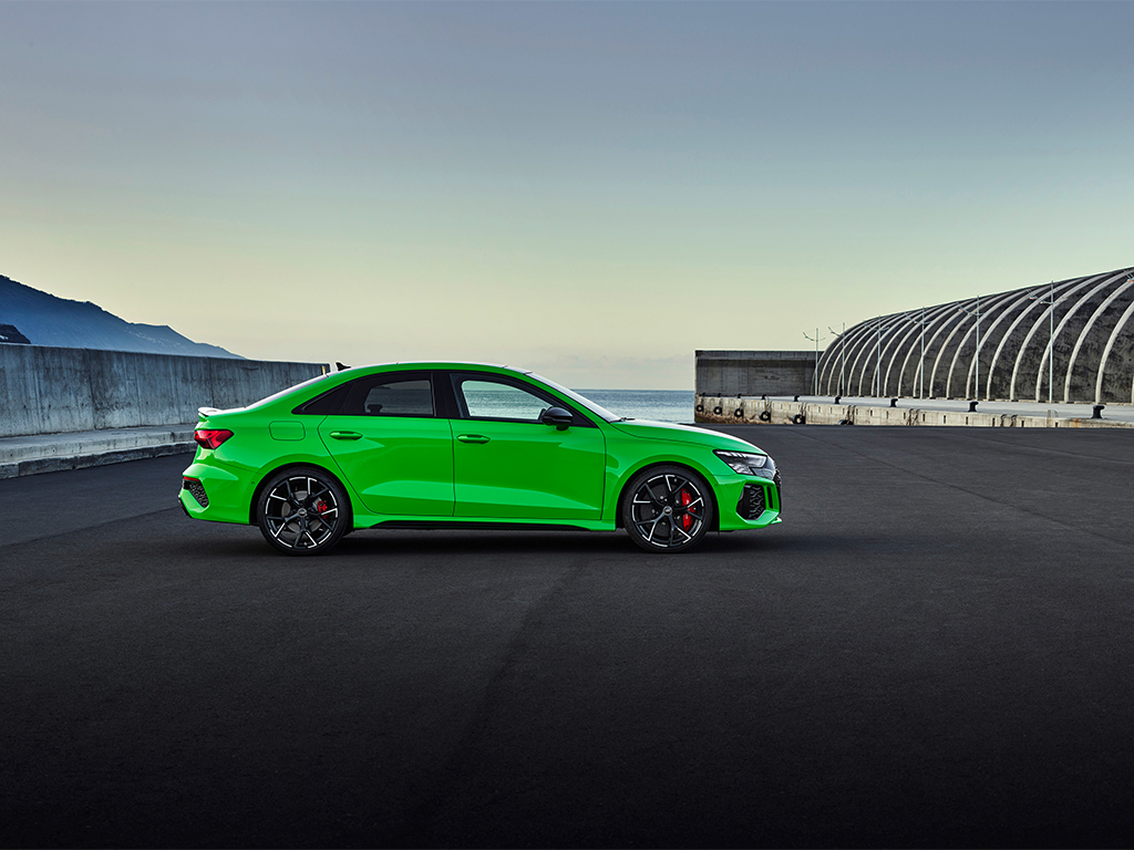 Nuevo AUDI RS3