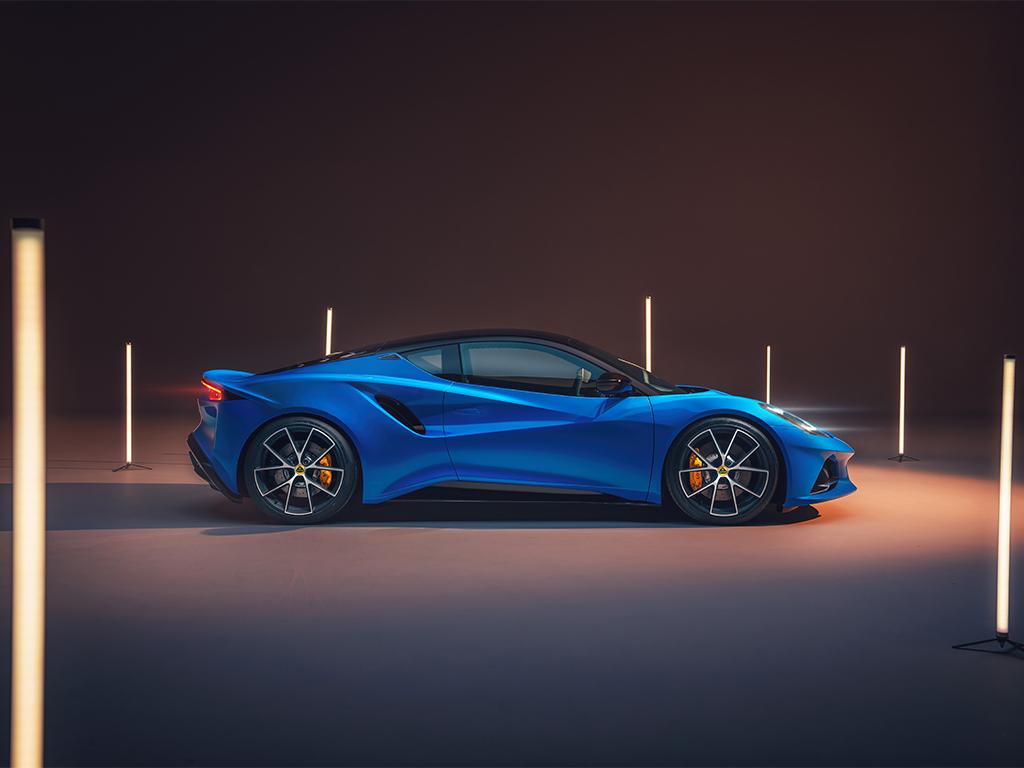 Lotus Emira, deportivo premium icónico
