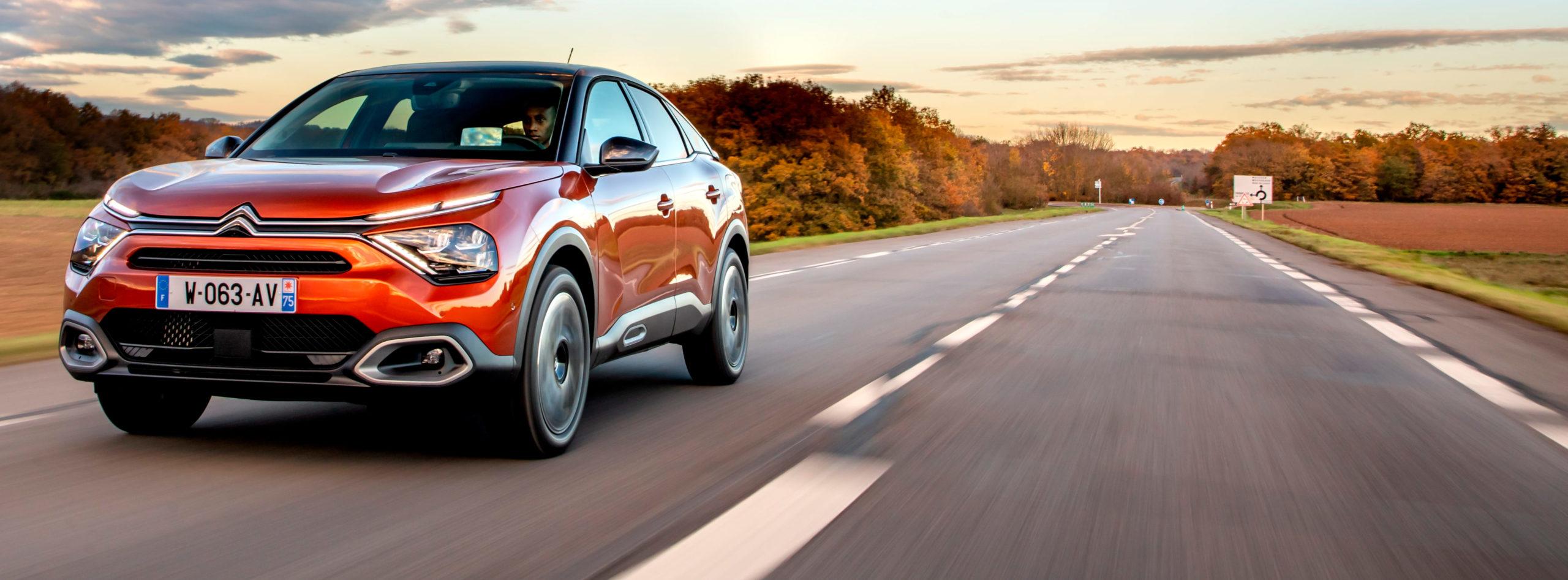 El 94% de la gama de Citroën no paga el impuesto de matriculación hasta 2022