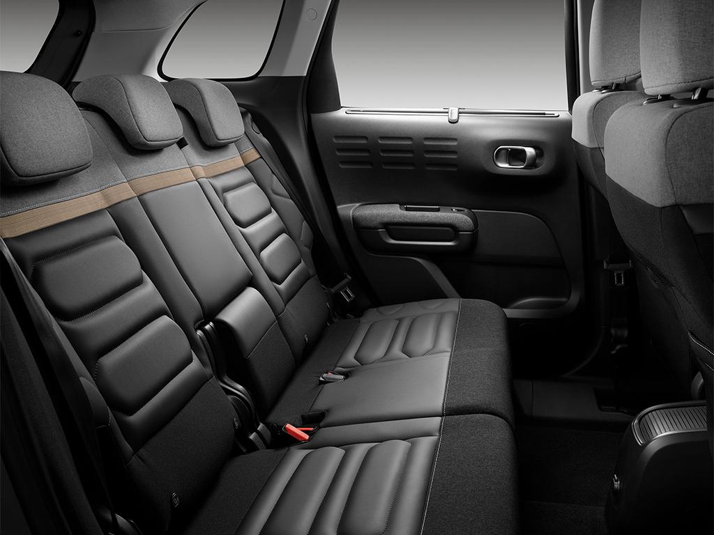Asientos Advanced Comfort en toda la gama Citroën