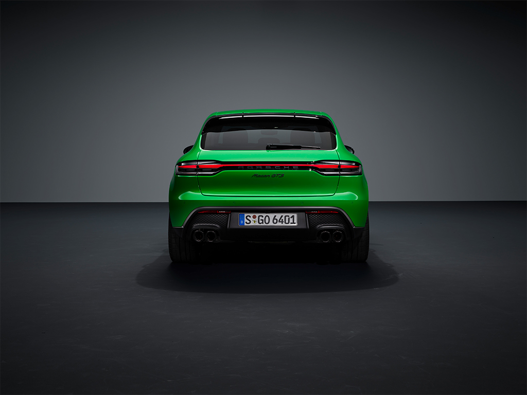 Nuevo Porsche Macan