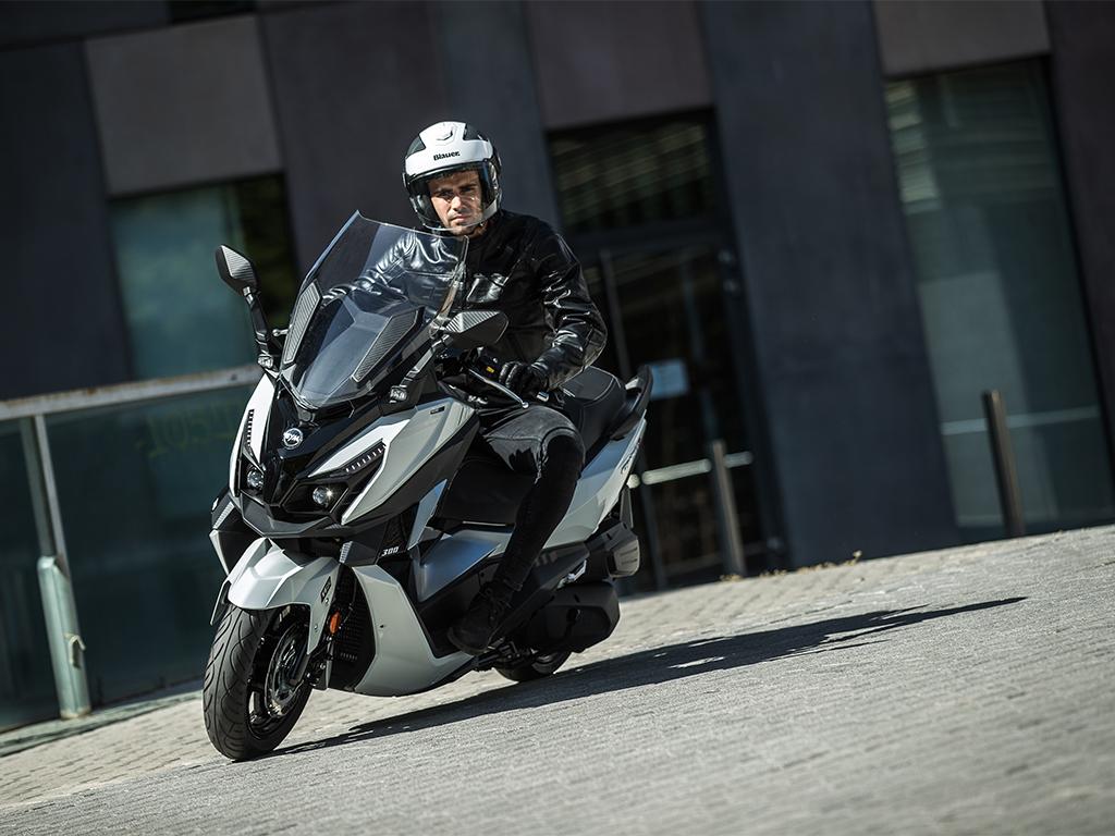 Nuevo SYM Cruisym Alpha 300 Euro 5