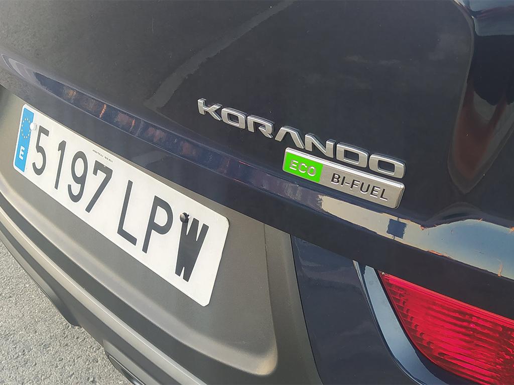 TestDrive - Ssangyong Korando G15T + GLP 4X2 Aut., una seria alternativa