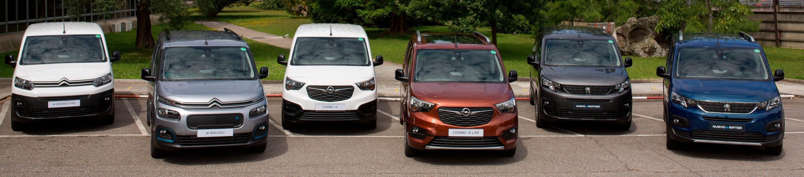 Stellantis fabrica en Vigo una nueva generación de vehículos comerciales y polivalentes 100% eléctricos