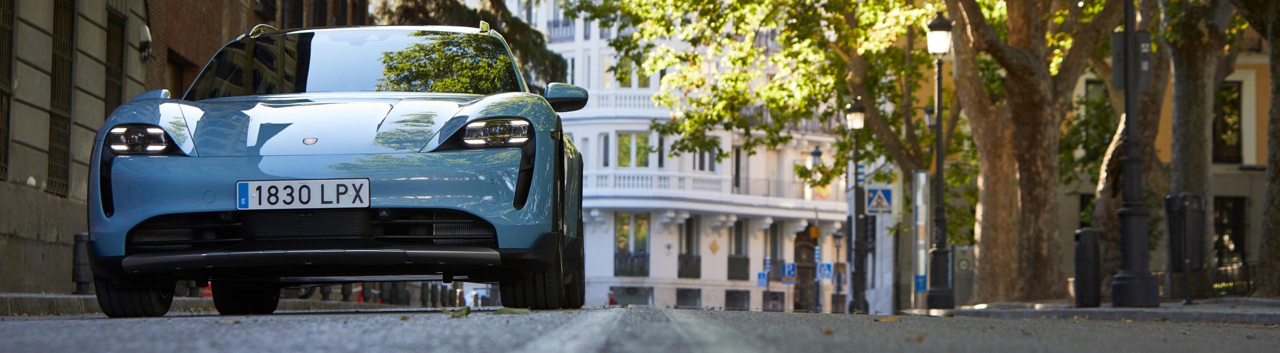 Porsche Ibérica lidera la movilidad eléctrica