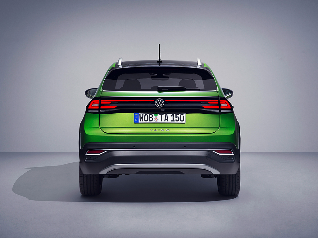 Presentación Volkswagen Taigo